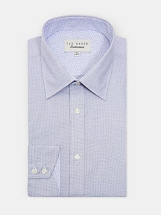 Cotton Baker Check Ted Shirt Mini mNvnw08