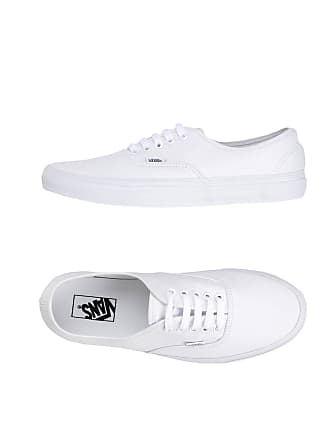 Blanc jusqu'à en Vans® Basses Baskets nWOx8twW