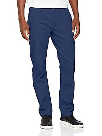 Essential Del 3233 Slim Azul Hombre Jeans l32 talla Ajustada W33 Pantalones Fabricante 434 Tommy limoges q7w6E