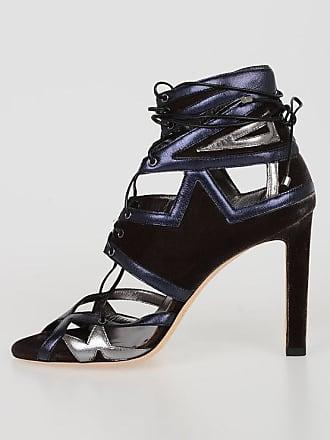 10 Choo Denney Jimmy 5 36 Velvet Sandals London Cm Size pXddfwqx