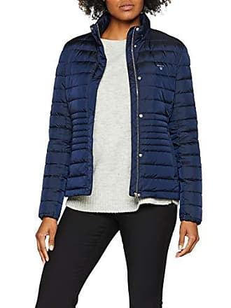 Donna Jacket Down Blu evening Giacca Light Blue dqtxw5t