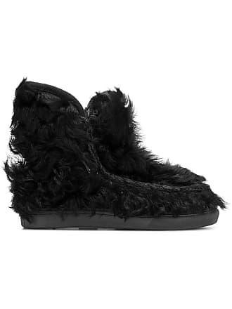 Mou Noir Eskimo Boots Eskimo Noir Boots Mou Wedge Mou Eskimo Wedge xw6Yddq