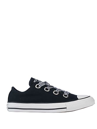 A Fino Sneakers Converse® In Basse NeroAcquista cRLq3j4AS5
