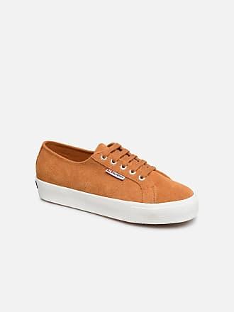 Für Damen Braun W Sneaker 2730 Sueu Superga fnZIXI