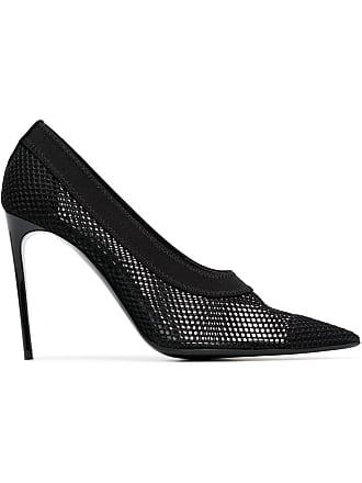 Mccartney 105 Noir Escarpins Stella À Résille Design En wHx474ASqd