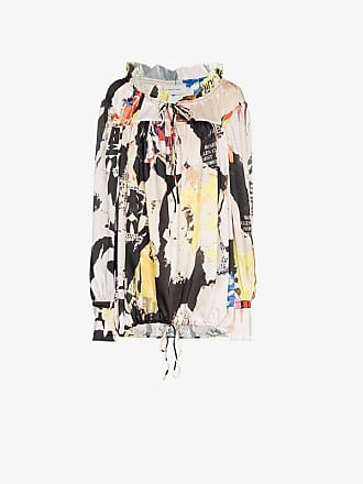 sleeved Marques Almeida Long Graphic Shirt qgnEY1R