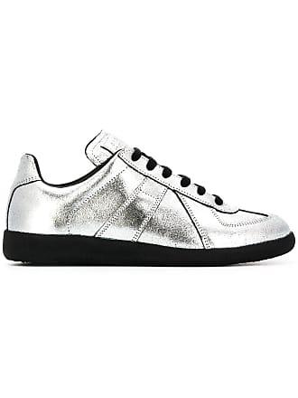 Sneakers Metallic Margiela Maison Effetto up Metallizzato Lace BBZPWH