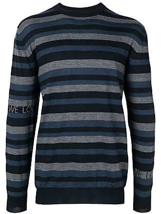 Jumper Striped Bleu Loewe Loewe Striped qRSnxwYtp