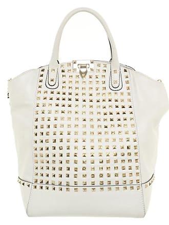 Leder Weiß Damen Gebraucht In Valentino Handtasche qBxZYtX