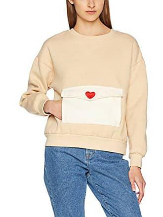 Cream Pepaloves Pepaloves Sweatshirt Damen Envelope Pw8XNn0OkZ