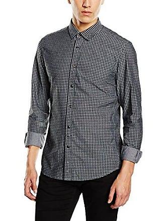 Shirt Schwarz 2999 Freizeithemd Black Chambray Tom Tailor Herren 512 PZXiuTOk