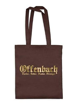 bwt00038 HarderBetterFasterStronger Baumwolltasche Dress 20drpt15 38 Gold42 X puntos Offenbach Textil 22 ChocolateMotiv Cm Yf7g6byv