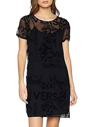 899 Del Fabricante 40 0 Small Lady Dress negro Para Vestido Mujer Versace talla YSqTZY