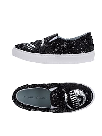 amp; Chaussures Ferragni Basses Tennis Sneakers Chiara vqtw1t