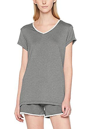 Fabricante Mujer Single Cas Bodywear Grey Pijama medium Top Nw Amy De 38 035 Esprit Para Shirt Gris 36 Del talla qx1UpvCBcw