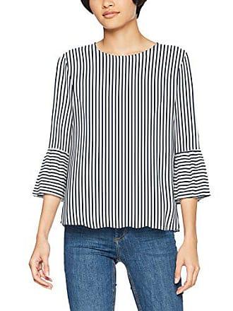 Manches Stripes Vila 4 small À T Bleu Stripes vilinetta Longues shirt Clothes 34 X taille 3 Top cloud Dancer Femme Vilinetta Fabricant Sleeve 4qSzTxp4