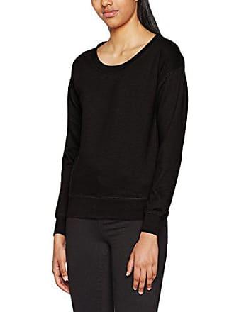 Femme Fabricant 40 medium Sweat shirt Jeb taille jet Girlie Noir Black Awdis Fashion IwqSSF
