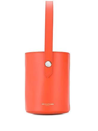 Mit Sara Logo Beuteltasche Orange Battaglia H0qqa6OxwE