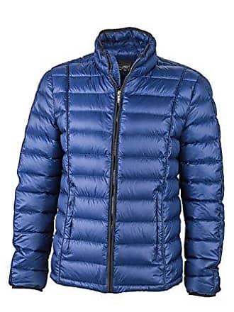 Para Mens Daunenjacke James Hombre Azul Nicholson Jacket amp; Chaqueta Down Quilted 488gaBPwq