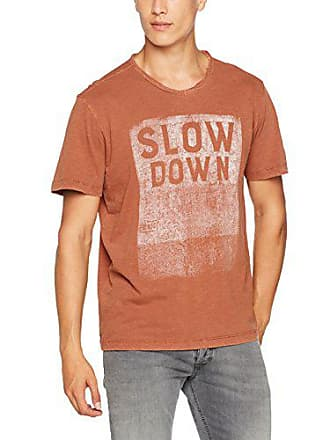 Copper Orange Lerros T soft 941 Herren L shirt Homme YwqwxaUPC