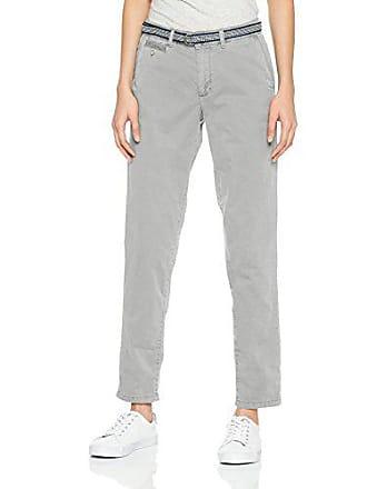 talla 34 Para Fabricante light Esprit Pantalones Del Mujer 36 040 038ee1b001 Grey Gris fFzE7