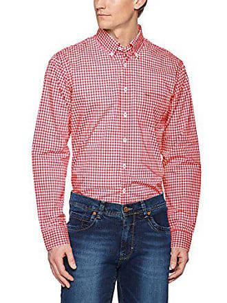 Brax 45 Rojo Camisa Danilo Del Para Fabricante 40 Small Hombre talla red rTarq