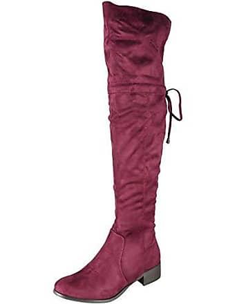 Hacke Knie Damen Schuhe Das Look Stiefel Hoch 37 Schenkel Größe Lange Loud über Niedrig Mitte Beiläufig TFgUqzxa