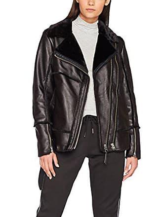 Designed Femme oliver Blouson Qs 41709512823 By black S Noir dcq6FnvnB