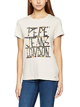 London Xs Louise Jeans taille Femme candle Fabricant shirt 36 Beige Pepe T Fr q5UWSxnTW