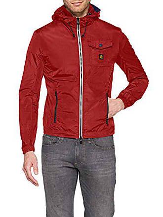 Small Chaqueta Wave Cordovan Jacket Hombre Para ruby Rosso Refrigiwear Deportiva 4qO1ZxAZwR