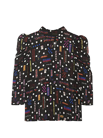 Pierlot Motif Fluide Top Graphique Claudie aSdxtqfwqn