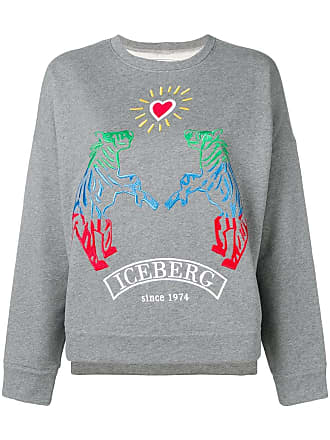 Love Gris Bear Iceberg Polar Sweatshirt PXwTE