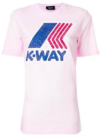 Rose K shirt Dsquared2 T way 0TaIPnEq