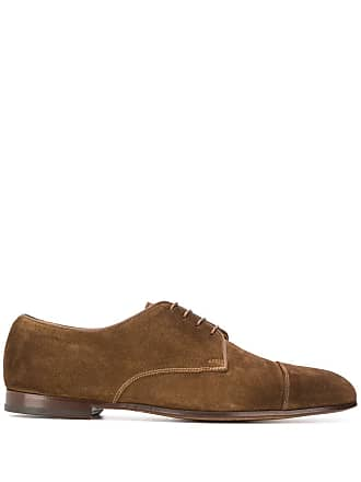 Doucal's up Doucal's Lace Derby ShoesMarron Lace up b7IY6fvmgy
