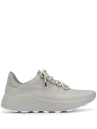 Del Carlo Del Sneakers Grau Carlo Glatte gdq7xqHPw