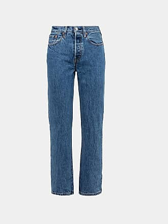 Crop Jeans Blue 501 Color Light Levi's PkZOiuX