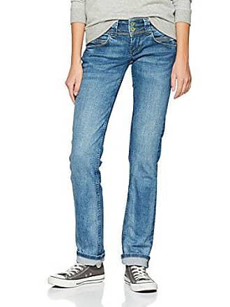 Wash Venus Pepe London Damen Jeans Straight Wiser RALc3jq54S