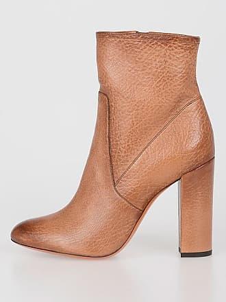 Size Leather 40 Ankle Santoni 11cm Boots waqAv1B