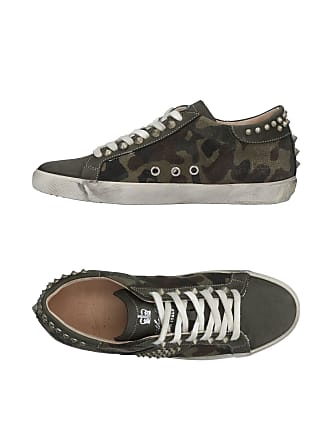 Basses Leather Tennis amp; Sneakers Crown Chaussures UFwxOq8X