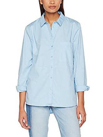Pop Only s Shirt cashmere 42 Onllaurette L Oversized Blue Wvn Blouse Femme Bleu rXrwIEqnxH