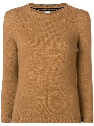 Ermanno Knit Ermanno Scervino Marron Scervino Sweater rgt1nrx5qw