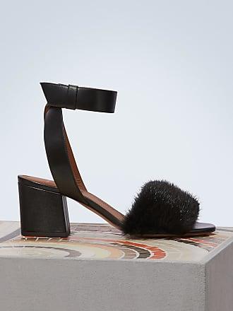 Sandales Givenchy Bande De Vison Avec r67rdHqn