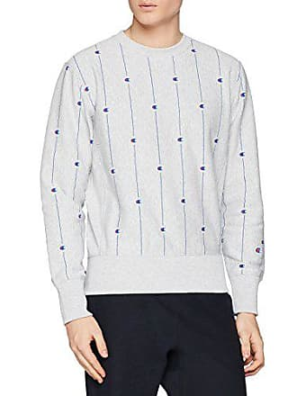 Em004 Gris Crewneck Homme Sweatshirt Sweat 211674 Reverse Champion Weave Shirt loxgm xqnwv6EW8P