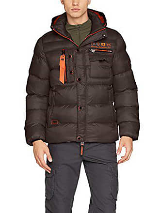 Geographical choco Hombre Chaqueta X Norway Large Para Counter Marrón rwqzYCr