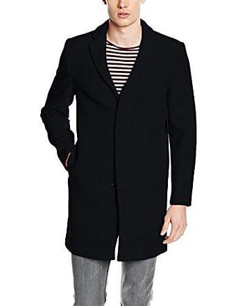 Boucle Coat Sapphire dark Manteau Homme Bleu Selected Homme Shdbrook EqnxatwCFz