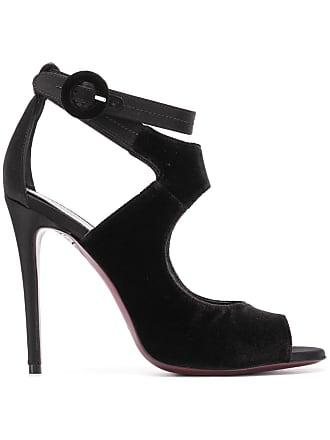 best sneakers 3ccd3 853b2 Aperta Sandali Colore Deimille Nero Punta Di Con tvwwnAqf