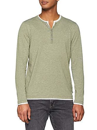 Esprit T shirt khaki Green Xxxl Grün Manches Homme 029ee2k030 Longues 350 CCWcpPR1