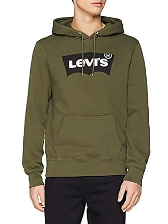 Graphic Hoodie Medium b Po Levi's Capucha Para 0074 add Hombre Gris Night T2 Olive Pop Hm CBw4nq