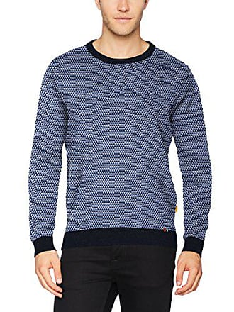 blau 109545 Squid Sweater Menswear Blue Mens 46 Medium RvqnXzfx