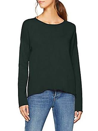 Green Vert Pull Ls Benetton Sweater pine 94n Femme W6qSwT1v